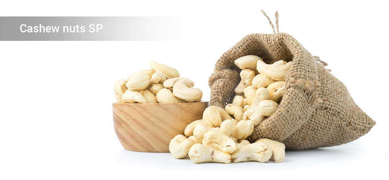 Cashew nuts SP