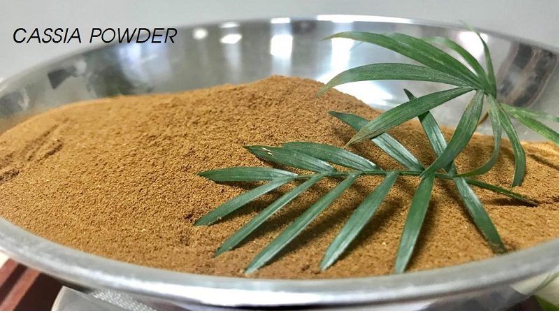 Cassia Powder (Cinnamon powder)