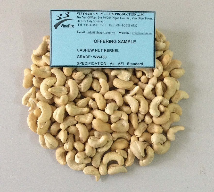 Cashew Price Forecasts May Increase Due To Limited Supply